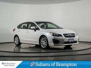 2014 Subaru Impreza 2.0i Touring Package Hatchback