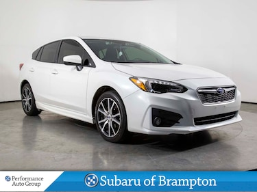 2017 Subaru Impreza SPORT. CAMERA. HTD SEATS. BLIND SPOT. ROOF. AWD Hatchback