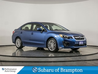 2014 Subaru Impreza 2.0i SPORT PACKAGE. BLUETOOTH. ALLOYS. ROOF Sedan