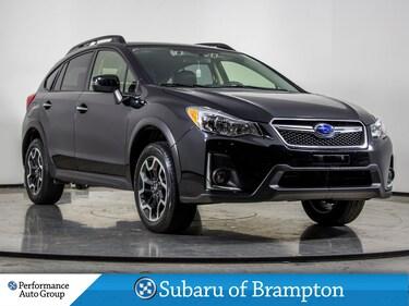 2016 Subaru Crosstrek LIMITED PKG. AWD. NAVI. CAMERA. ROOF. HTD SEATS SUV