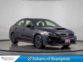 2017 Subaru WRX BASE. AWD. ALLOYS. HTD SEATS. CAMERA. BLUETOOTH Sedan