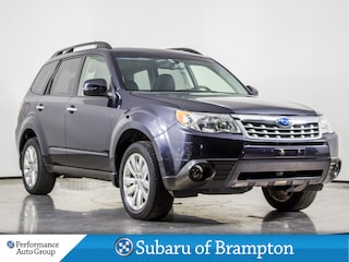 2013 Subaru Forester 2.5X Limited Package. NAVI. ROOF. LEATHER. AWD SUV