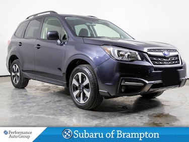 2018 Subaru Forester 2.5i TOURING. HTD SEATS. ROOF. CAMERA. DEMO UNIT SUV