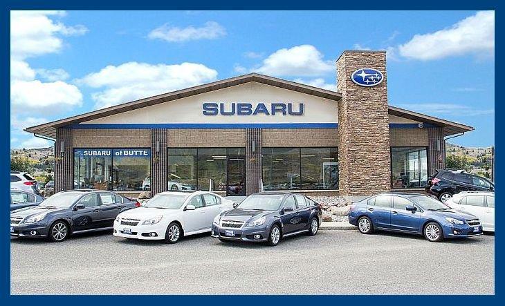 Don Aadsen's Subaru of Butte