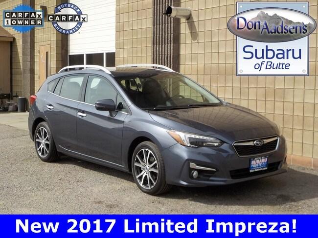 Used 2017 Subaru Impreza 2.0i Limited Hatchback in Butte