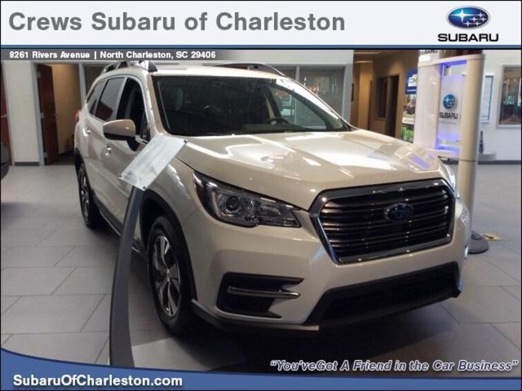 2019 Subaru Ascent 2.4T Premium 8-Passenger Sport Utility
