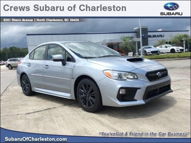 2019 Subaru WRX Manual Car