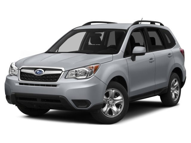 Capability And Practicality. The Subaru Forester ...
