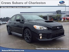 2019 Subaru WRX Premium Manual Car