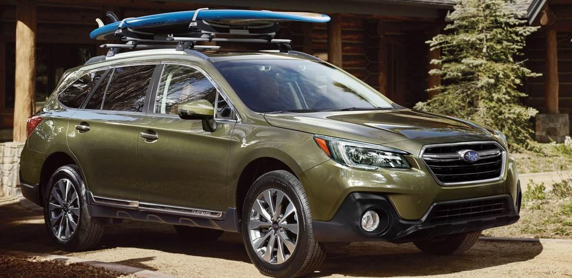 Subaru Santa Fe >> Subaru Outback Vs Hyundai Santa Fe Crews Subaru Of Charleston