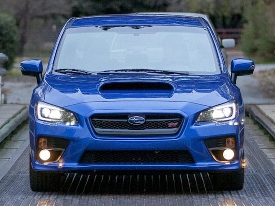 Ford Mustang Vs Subaru Wrx Sports Car Comparison At Crews