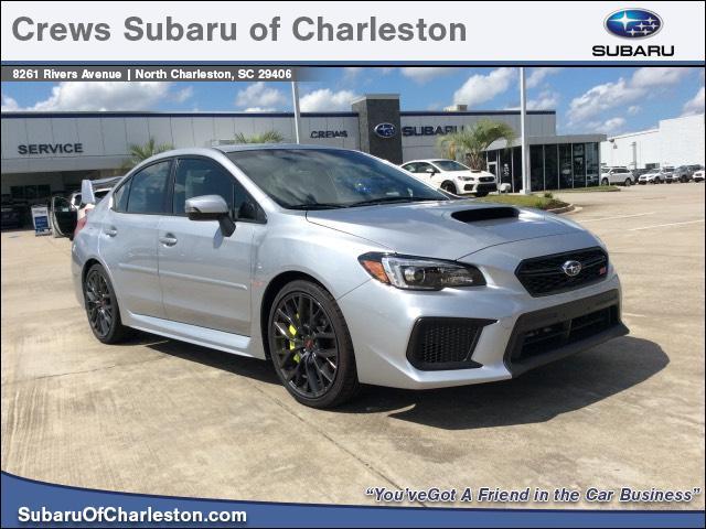 2019 Subaru WRX STI Manual Car