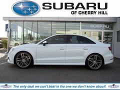 Used 2015 Audi S3 2.0T Premium Plus Sedan WAUBFGFFXF1088163 for sale near Philadelphia