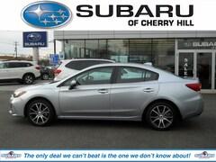 Certified Pre-Owned 2018 Subaru Impreza Limited 2.0i Limited  CVT 4S3GKAT6XJ3607859 for sale near Philadelphia