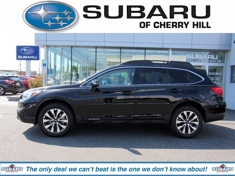 Certified Used 2017 Subaru Outback For Sale Cherry Hill Nj