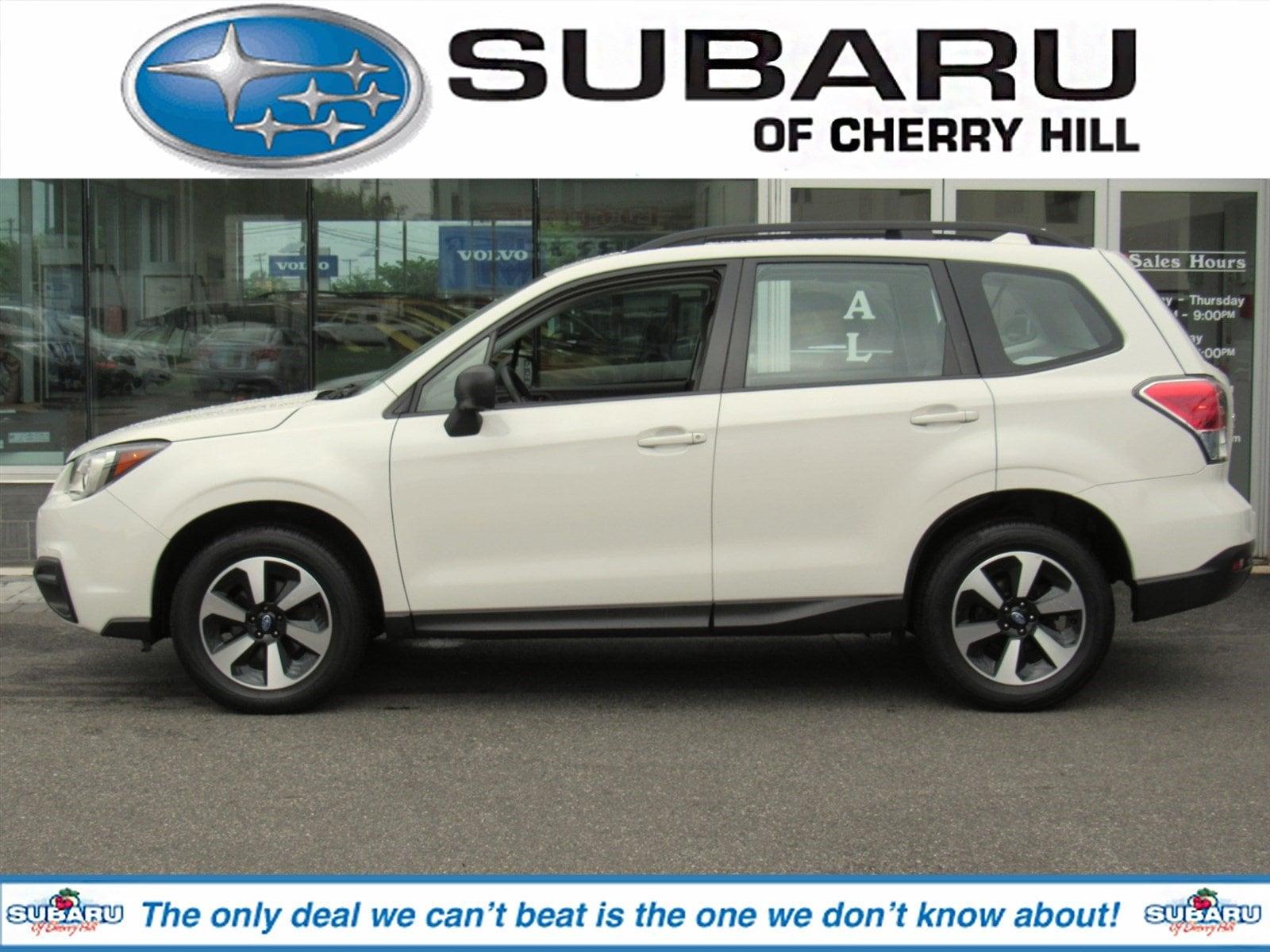 Certified Used 2017 Subaru Forester For Sale | Cherry Hill NJ |  JF2SJABC4HH471974 | Near Philadelphia, Haddonfield, Collingswood