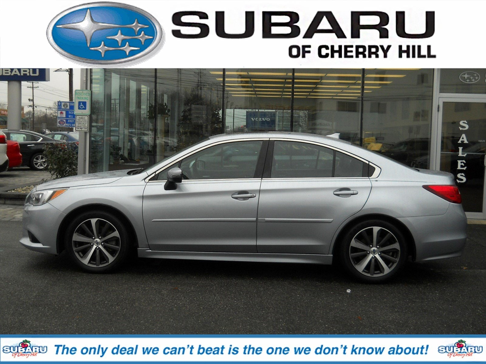 2017 Subaru Legacy Limited 3.6R Limited 4S3BNEN64H3061849