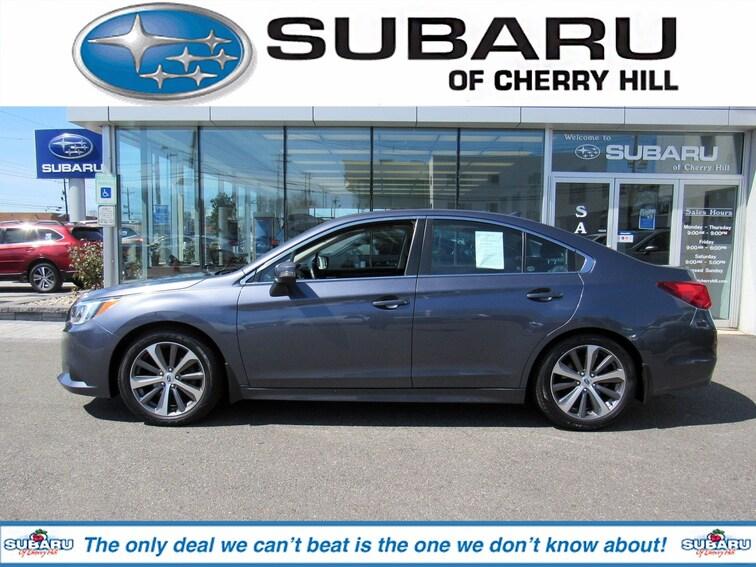 Used 2016 Subaru Legacy 2.5i Limited Sedan 4S3BNAN62G3037489 in Cherry Hill, NJ