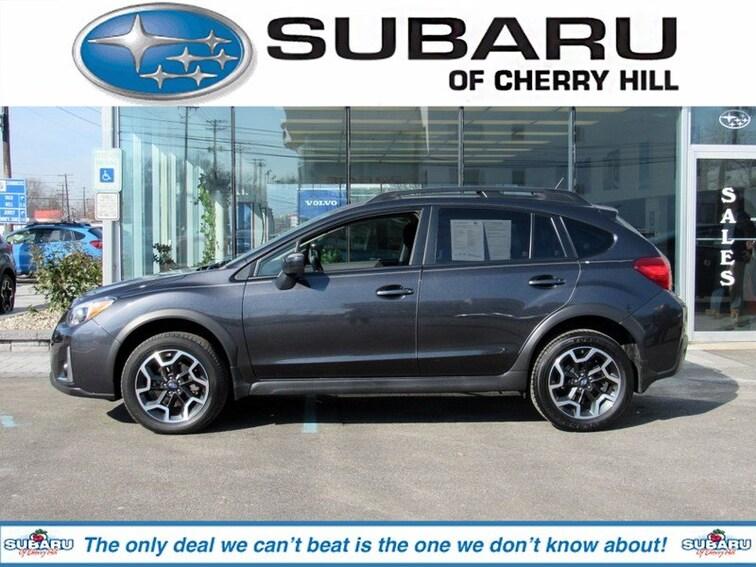 2016 Subaru Crosstrek Premium CVT 2.0i Premium JF2GPABC3G8322846