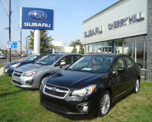 Subaru Dealer Close To Philadelphia PA - Subaru dealers philadelphia area