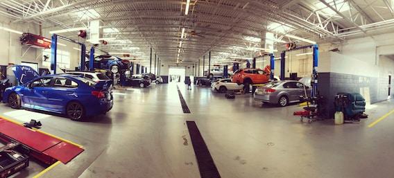 Subaru Service Center in Cherry Hill, NJ