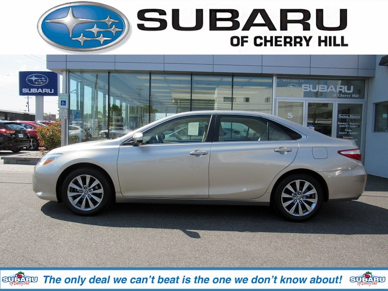 Used 2016 Toyota Camry XLE Sedan 4T1BK1FK9GU574175 in Cherry Hill, NJ