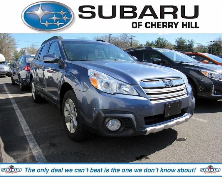 Used 2014 Subaru Outback 2.5i Limited Wagon 4S4BRBMC1E3257748 in Cherry Hill, NJ