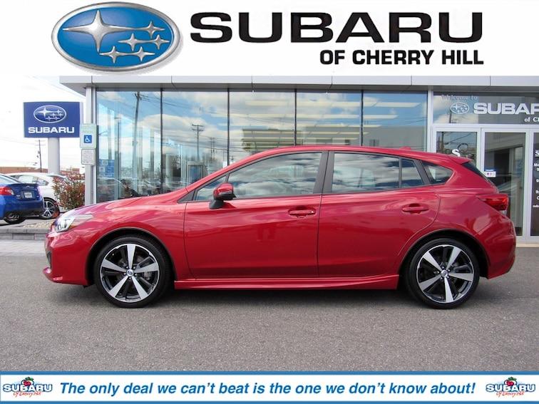 Used 2018 Subaru Impreza Sport 2.0i Sport  CVT 4S3GTAM6XJ3718407 in Cherry Hill, NJ