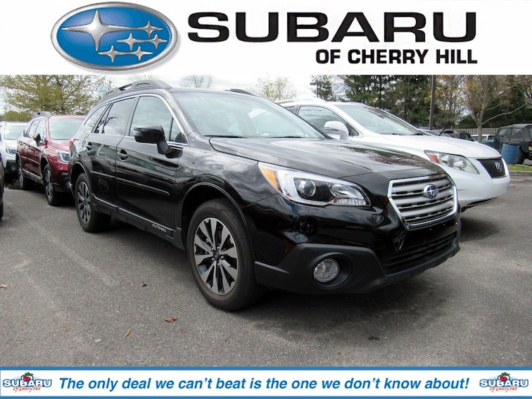 Used 2017 Subaru Outback Limited 3.6R Limited 4S4BSENC7H3239327 in Cherry Hill, NJ