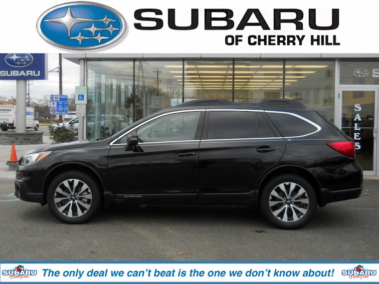 2016 Subaru Outback 3.6R Limited Wagon 4S4BSENC3G3275689