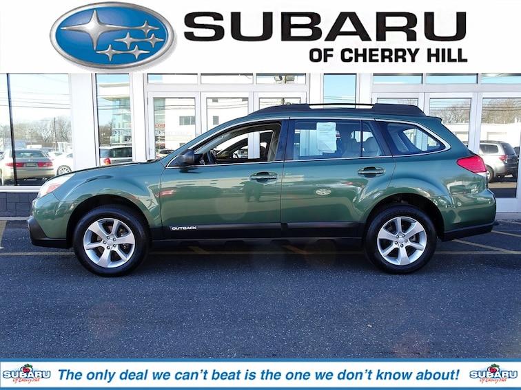 Used 2014 Subaru Outback 2.5i Wagon 4S4BRCAC7E3263533 in Cherry Hill, NJ