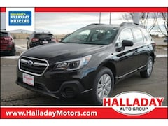 New 2019 Subaru Outback 2.5i SUV 4S4BSABC3K3258946 in Cheyenne, WY at Halladay Subaru