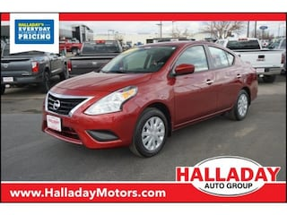 Used 2019 Nissan Versa SV Sedan N830588 in Cheyenne, WY