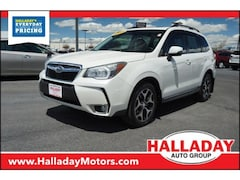 Used 2015 Subaru Forester 2.0XT Touring JF2SJGUC9FH498648 in Cheyenne, WY at Halladay Subaru