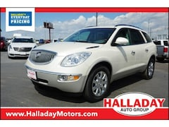 Used 2012 Buick Enclave Leather 5GAKVCED7CJ124418 in Cheyenne, WY at Halladay Subaru
