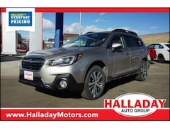 New 2019 Subaru Outback 2.5i Limited SUV 4S4BSANC5K3288798 in Cheyenne, WY at Halladay Subaru