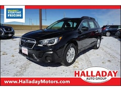 New 2019 Subaru Outback 2.5i SUV 4S4BSABC1K3273915 in Cheyenne, WY at Halladay Subaru
