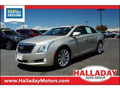 Used 2016 CADILLAC XTS Luxury Collection 2G61N5S31G9147666 in Cheyenne, WY at Halladay Subaru
