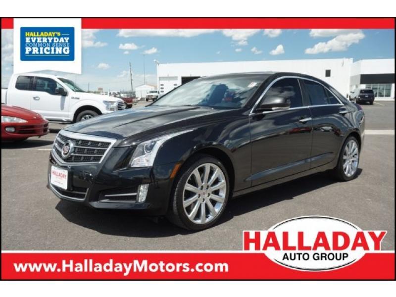 2013 CADILLAC ATS Premium Sedan
