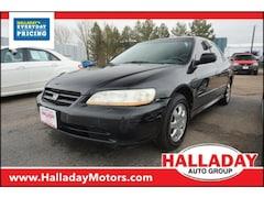 Used 2002 Honda Accord EX Sedan G238084G for Sale in Cheyenne, WY