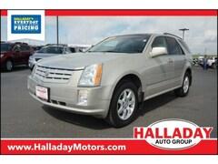 Used 2008 CADILLAC SRX AWD SUV in Cheyenne, WY at Halladay Subaru