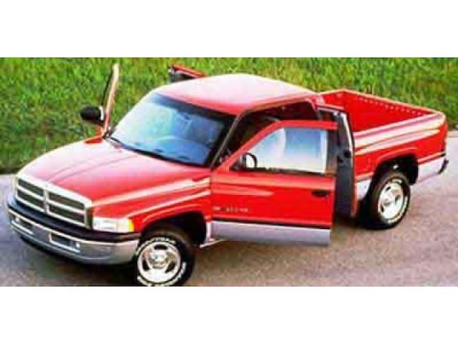 Used 2000 Dodge Ram 1500 Base Truck Quad Cab For Sale Cheyenne, WY