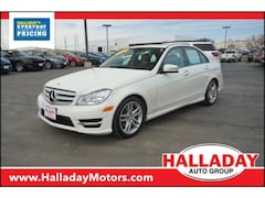 Used 2012 Mercedes-Benz C-Class C300 4matic Sedan P96130 for Sale in Cheyenne, WY