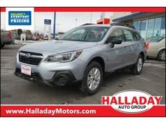 New 2019 Subaru Outback 2.5i SUV in Cheyenne, WY at Halladay Subaru