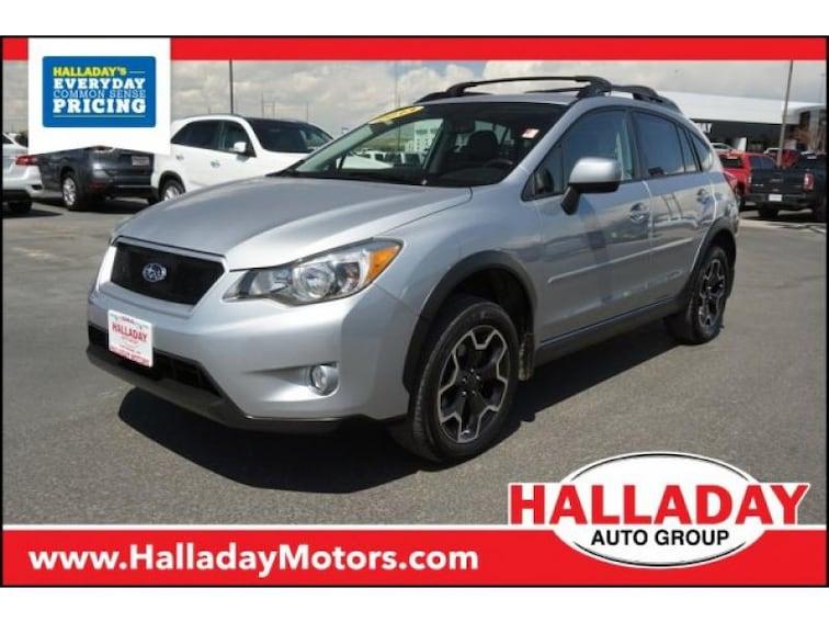 Used 2013 Subaru XV Crosstrek Limited SUV for sale in Cheyenne, WY at Halladay Subaru