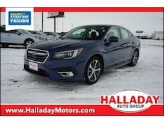 New 2019 Subaru Legacy 2.5i Limited Sedan 4S3BNAN69K3024411 in Cheyenne, WY at Halladay Subaru