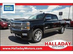 Used 2015 Chevrolet Silverado 1500 High Country 3GCUKTEC5FG203423 in Cheyenne, WY at Halladay Subaru
