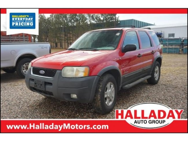 Used 2002 Ford Escape XLT SUV For Sale Cheyenne, WY