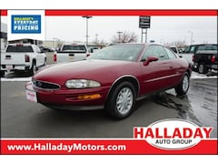 Used 1995 Buick Riviera Base 1G4GD2219S4717105 in Cheyenne, WY at Halladay Subaru