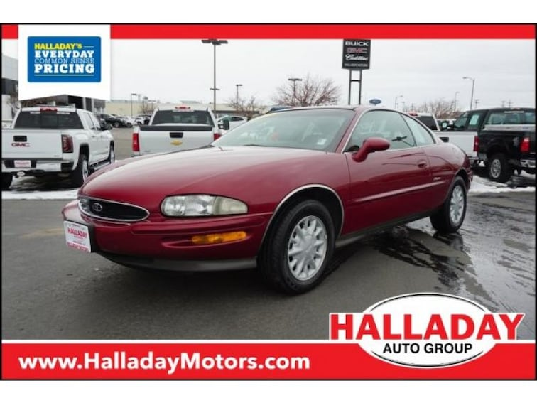 Used 1995 Buick Riviera Base Coupe for sale in Cheyenne, WY at Halladay Subaru